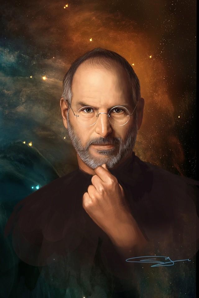 42 Steve Jobs Wallpaper Hd On Wallpapersafari
