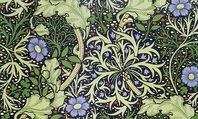 Free Download Behind The Arts Crafts Movement Established A Firm To Design 634x380 For Your Desktop Mobile Tablet Explore 50 Wallpaper Arts And Crafts Style William Morris Reproduction Wallpaper