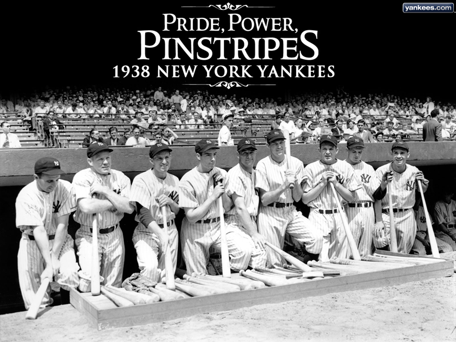 New York Yankees Background Wallpapers 1600x1200