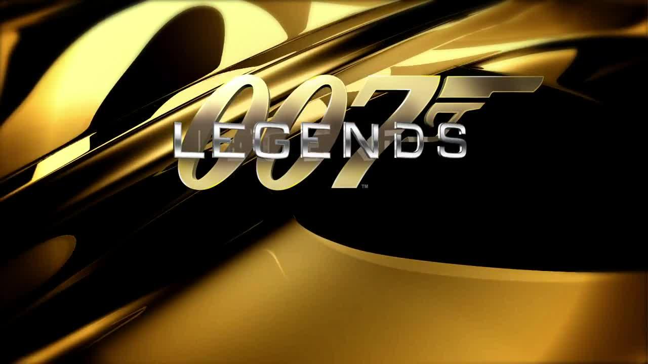 007 Legends Logo 1080p Games Logo Res 1280x720 HD Video Games 1280x720