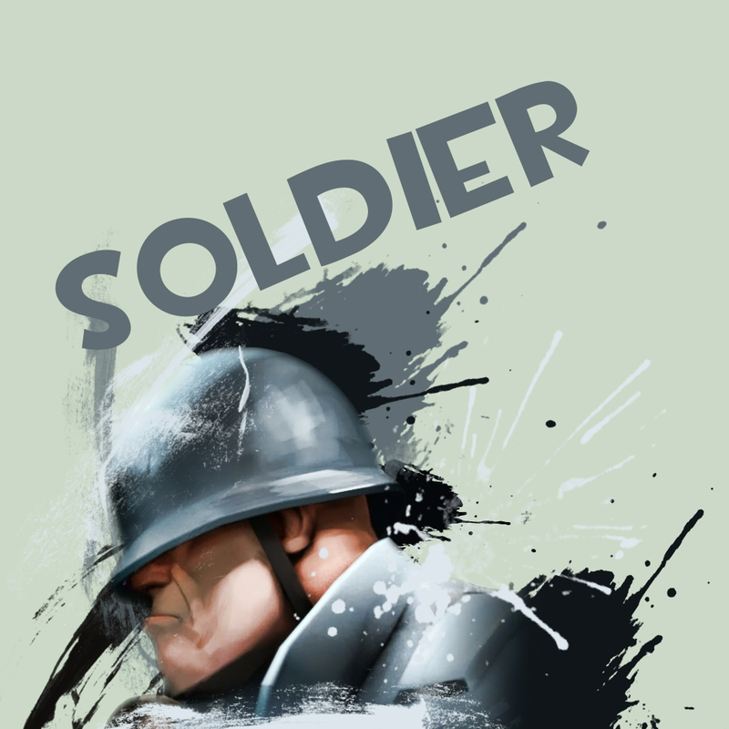 Soldier Wallpaper TF2