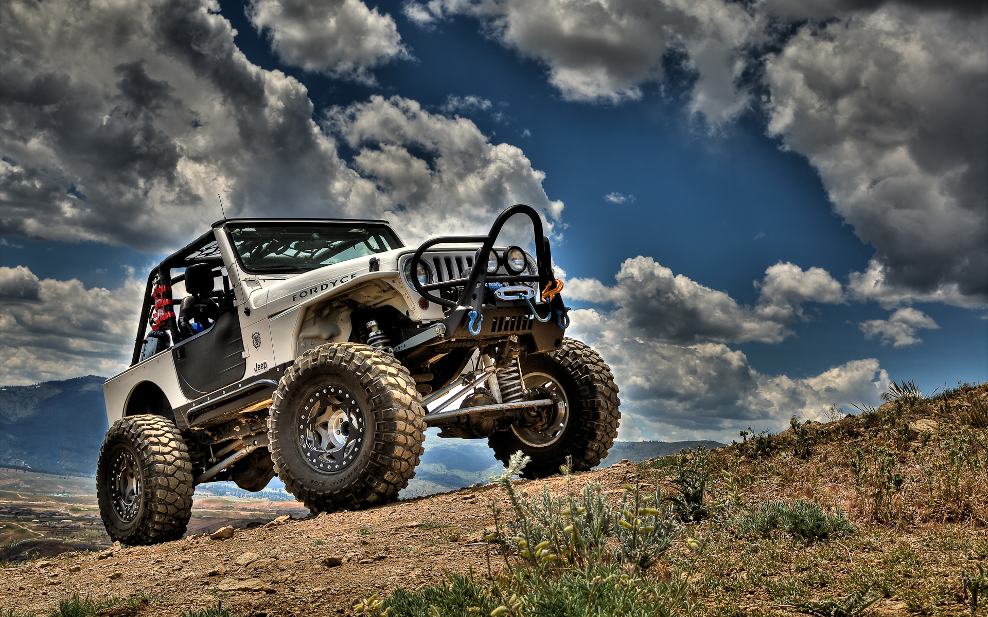 jeep wrangler off road wallpaper cool car wallpapers for your Car 1920x1200