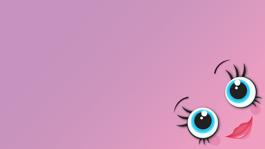 Wallpaper Pretty Pink Monster by G Lulu 900x506