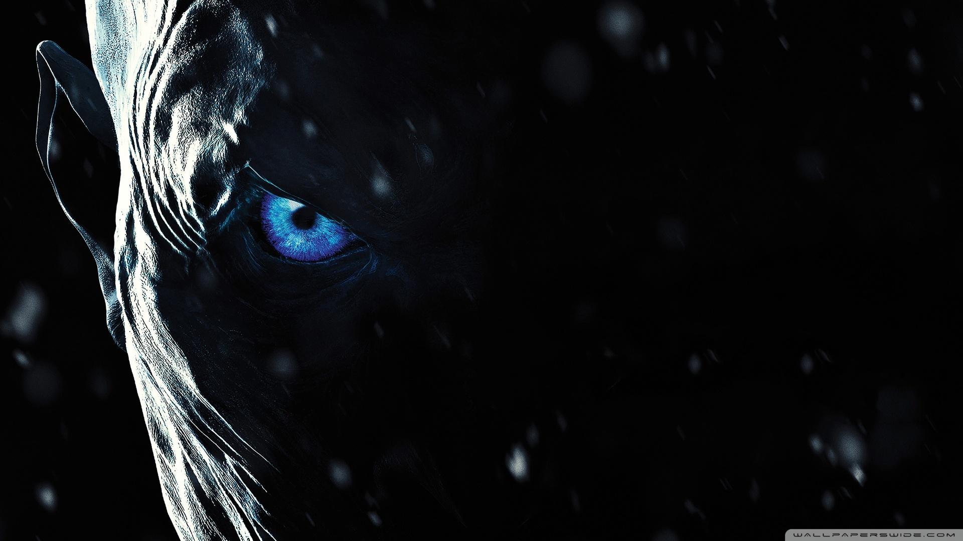 Game Of Thrones Season 7 White Walkers 4K HD Desktop Wallpaper 1920x1080