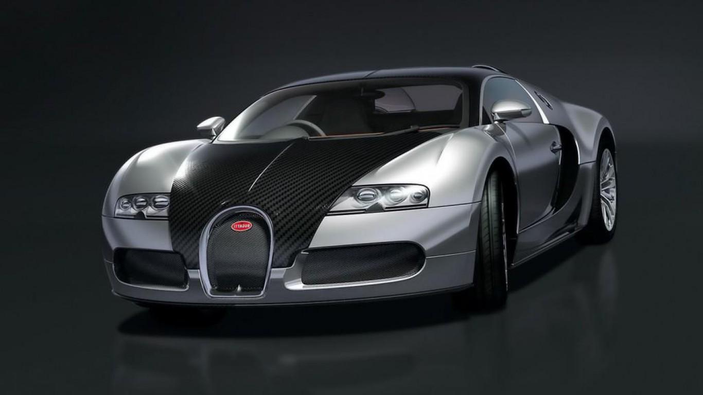 Cars Wallpapers12 Bugatti Veyron Wallpaper 1366x768