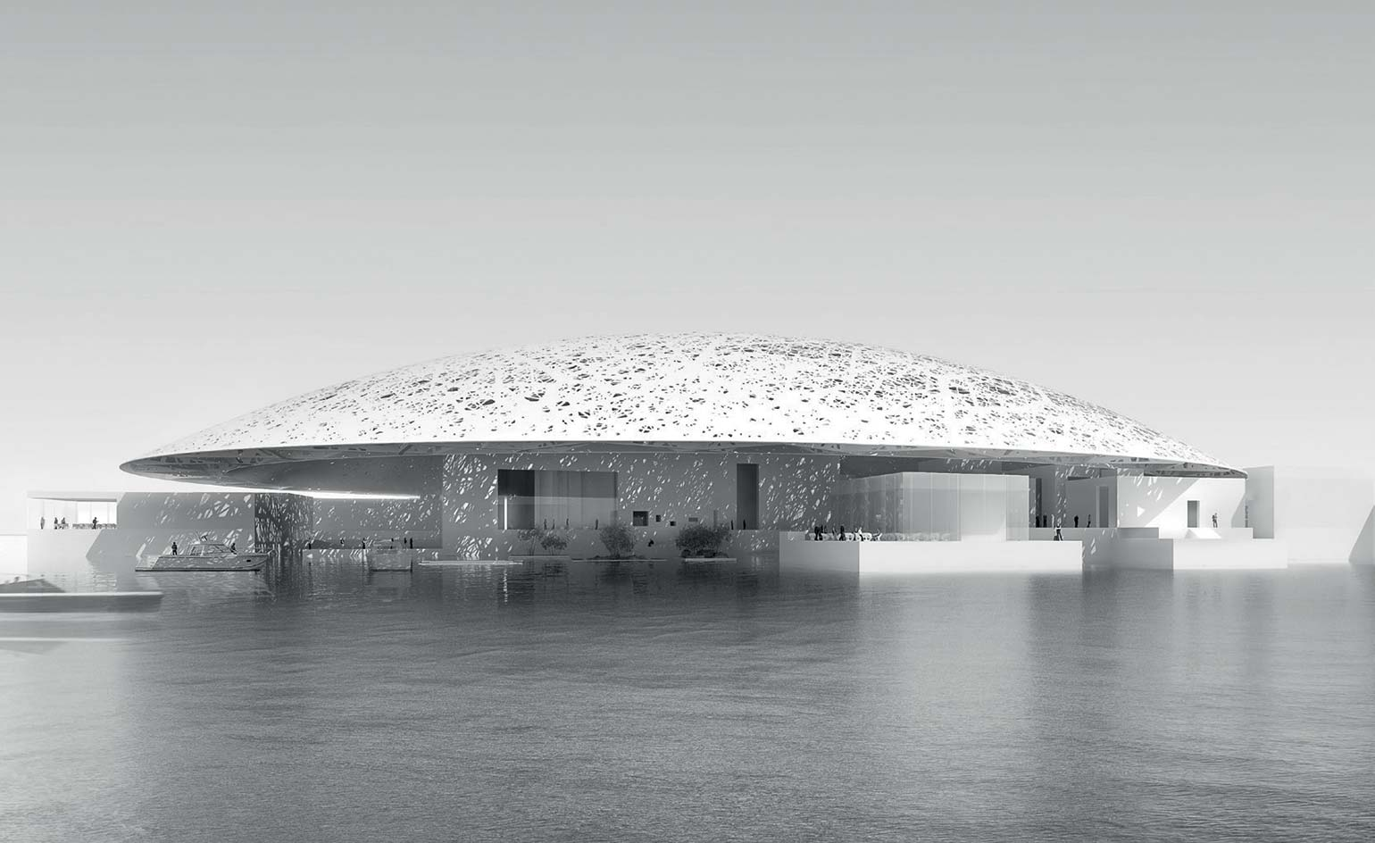 The Louvre Abu Dhabi will open this year and curator Jean Luc 1540x944