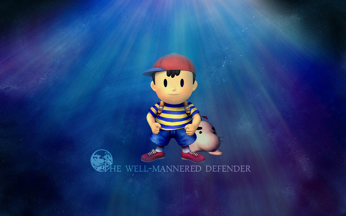 Get Earthbound Wallpaper Iphone PNG