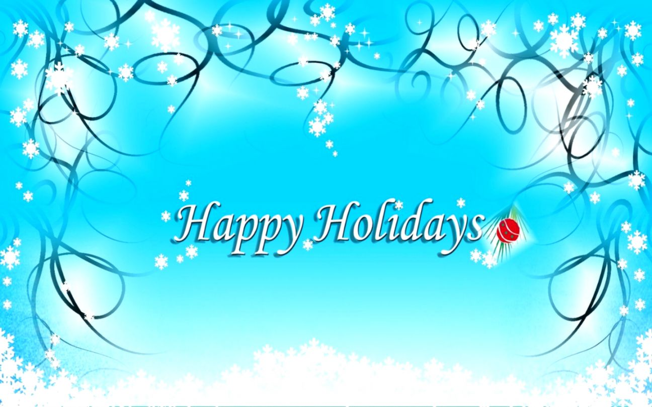 Happy Holidays Wallpapers Wallpapers for Fun 1296x810