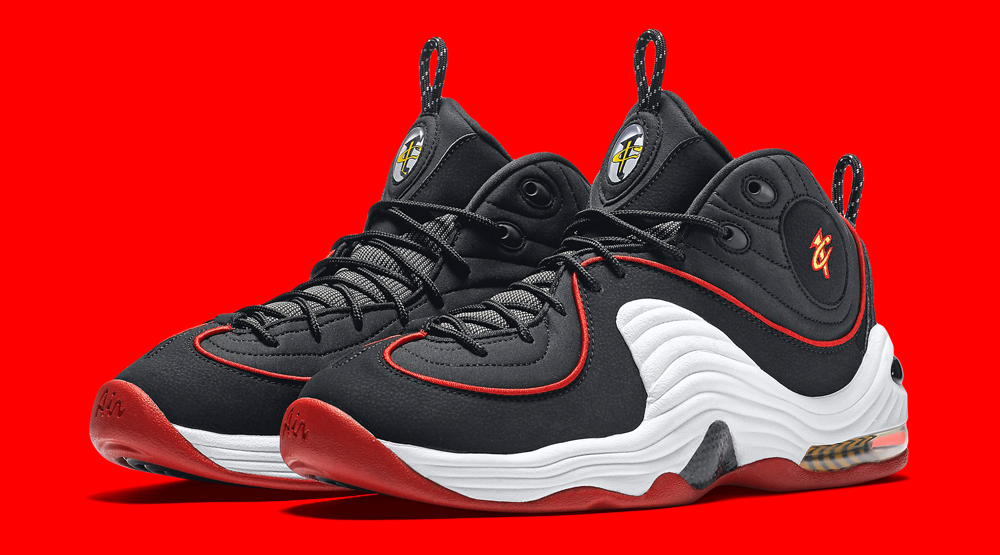 Miami Heat Nike Air Penny 2s Are Coming Back 1000x555