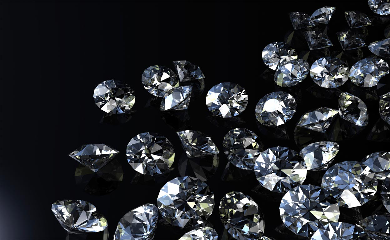 Diamond Background Images  WallpaperSafari