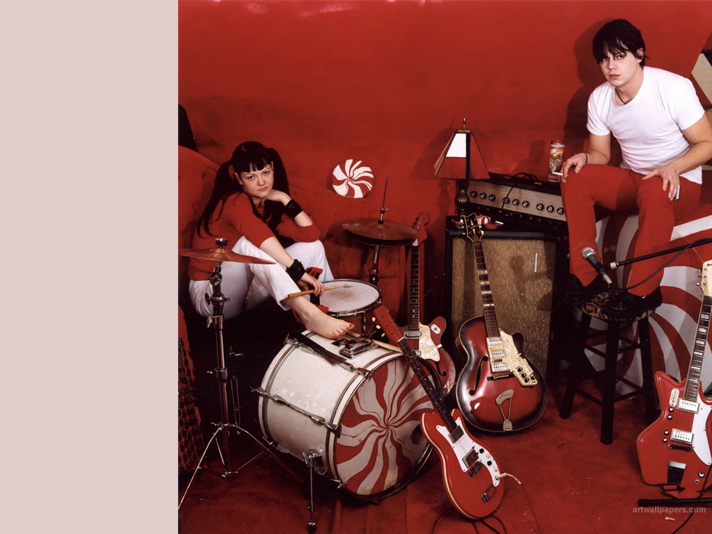 The White Stripes Wallpapers Posters Photos Backgrounds Wallpaper 1024x768