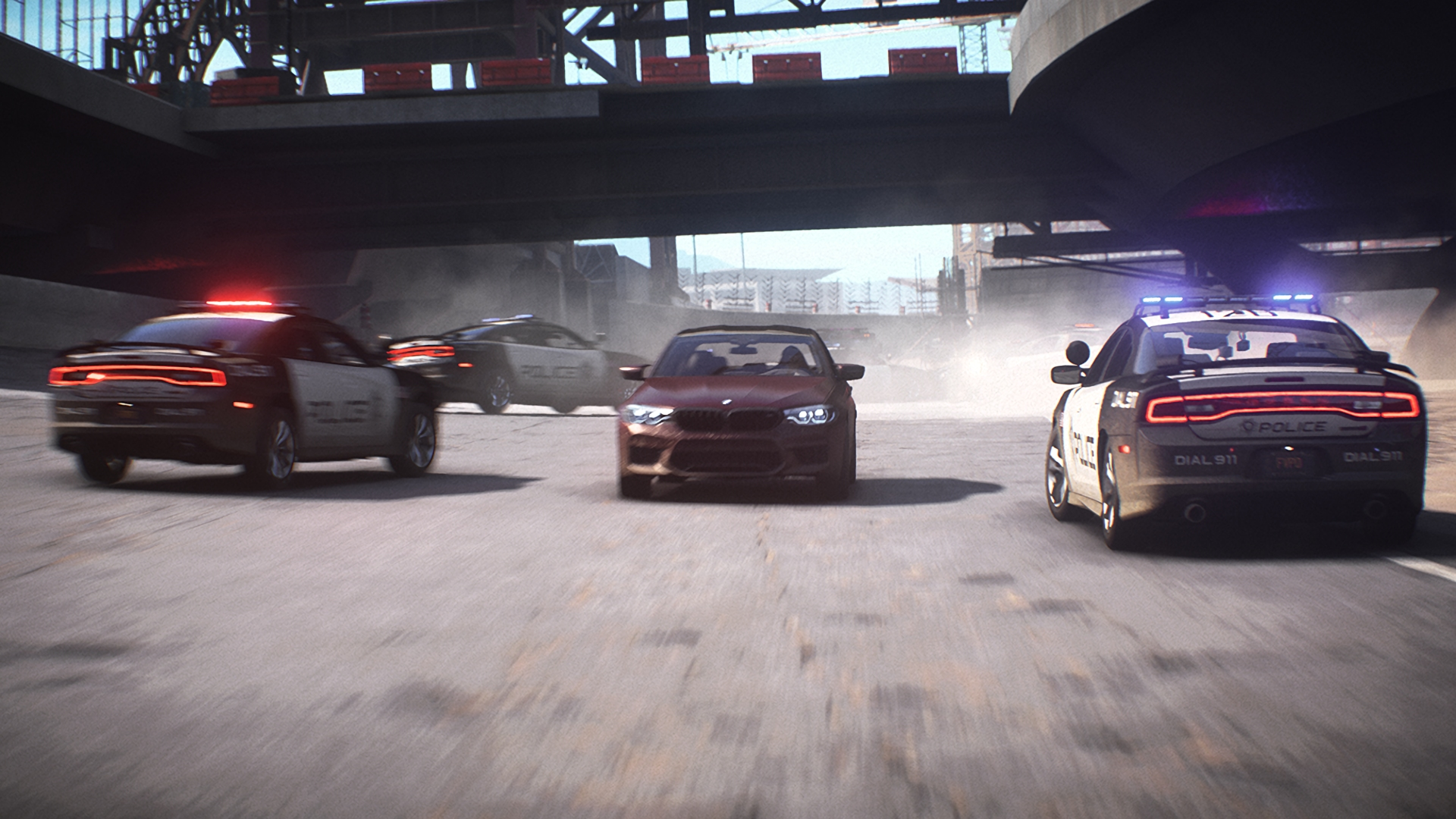 Need for Speed Payback [Video Game] Wallpaper HD 1920x1080