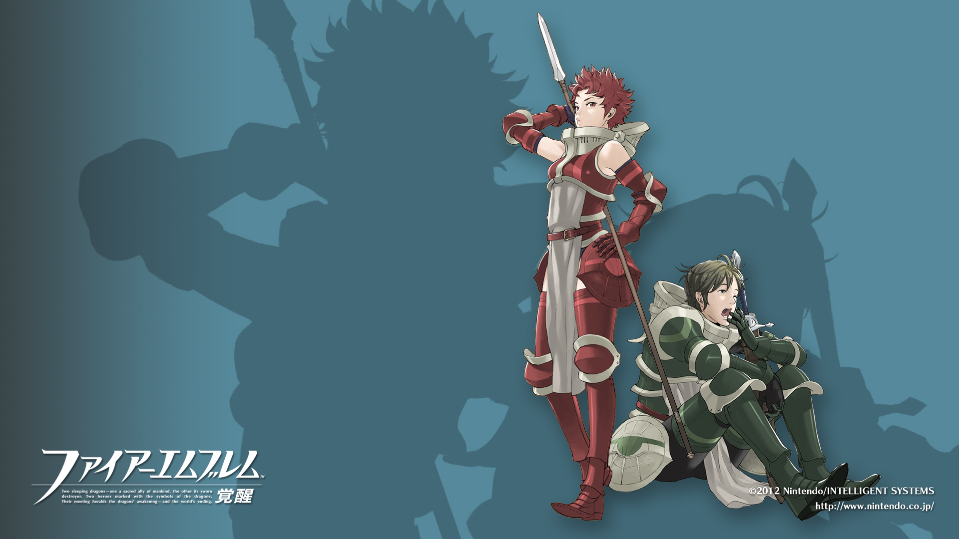 Free Download Fire Emblem Awakening Wallpapers Multimedia Tanas