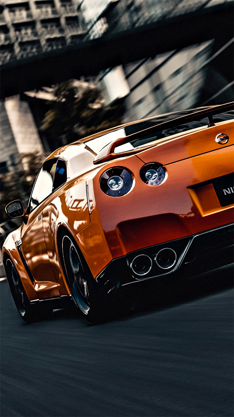 nissan gtr iphone 6 wallpaper wallpapersafari