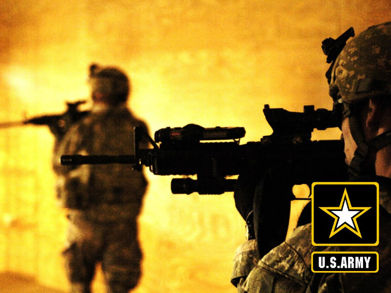 Army Army Strong 800x600