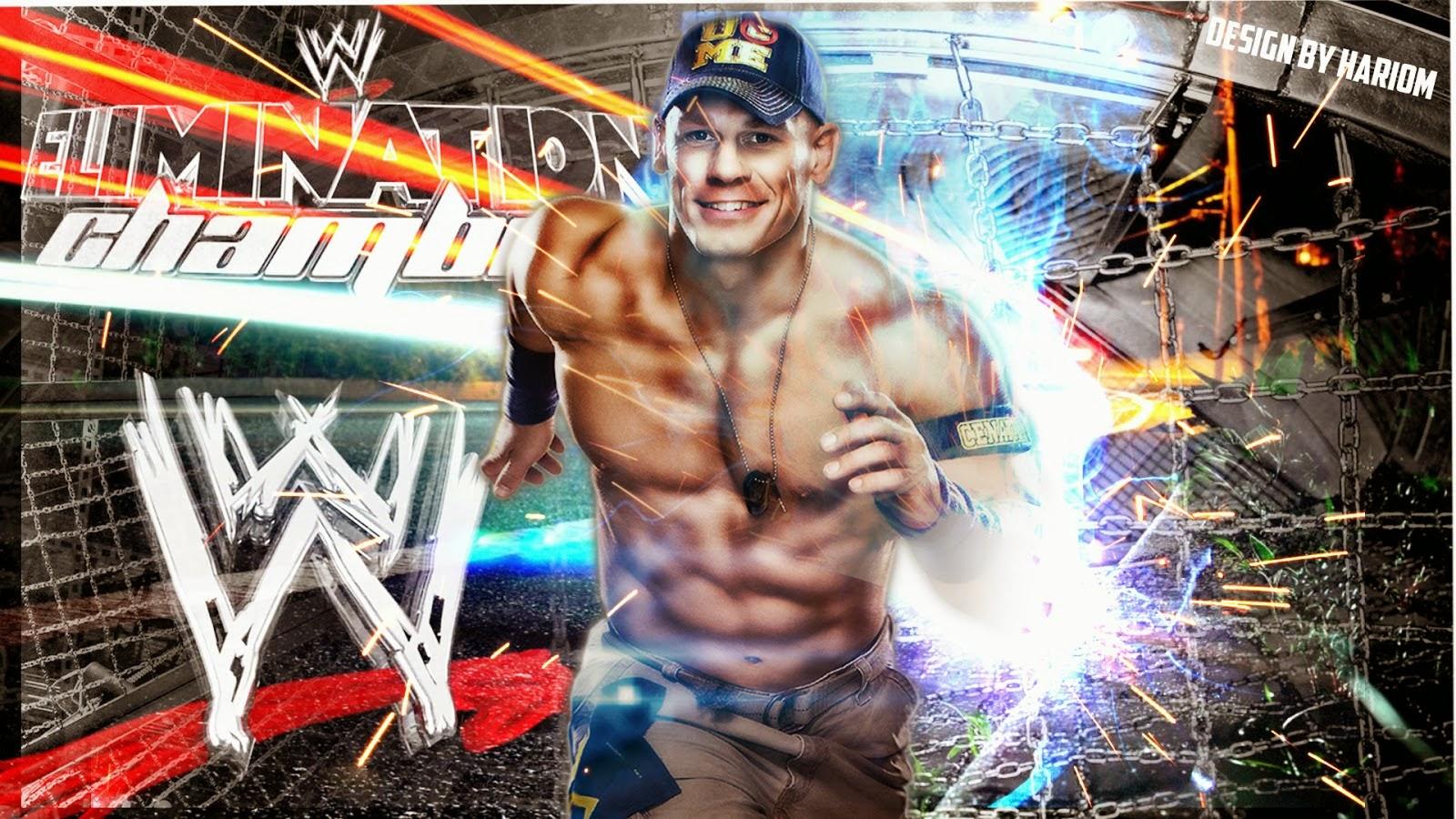 WWE Elimination Chamber 2014 HD Wallpapers WWE Wrestling 1600x900