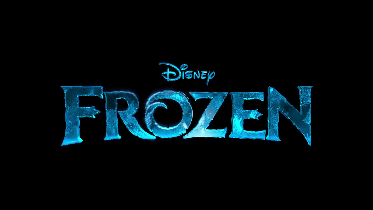 Frozen Logo Wallpapers   Top Frozen Logo Backgrounds 1280x720