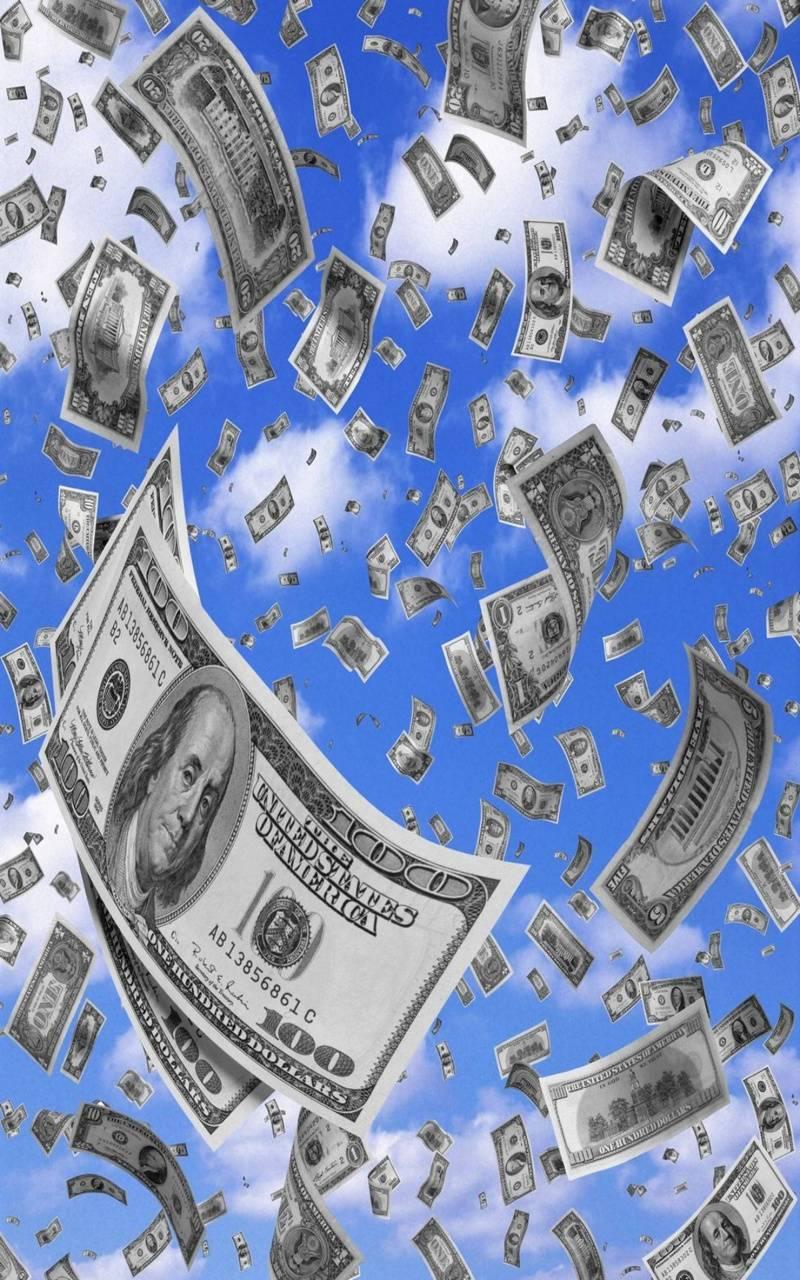 Money Flying Wallpapers   Top Money Flying Backgrounds 800x1280