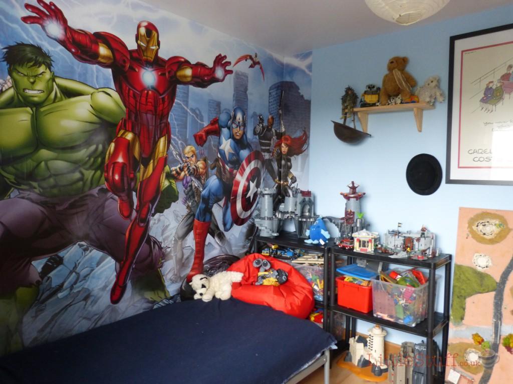Marvel Wallpaper for Boy Room - WallpaperSafari