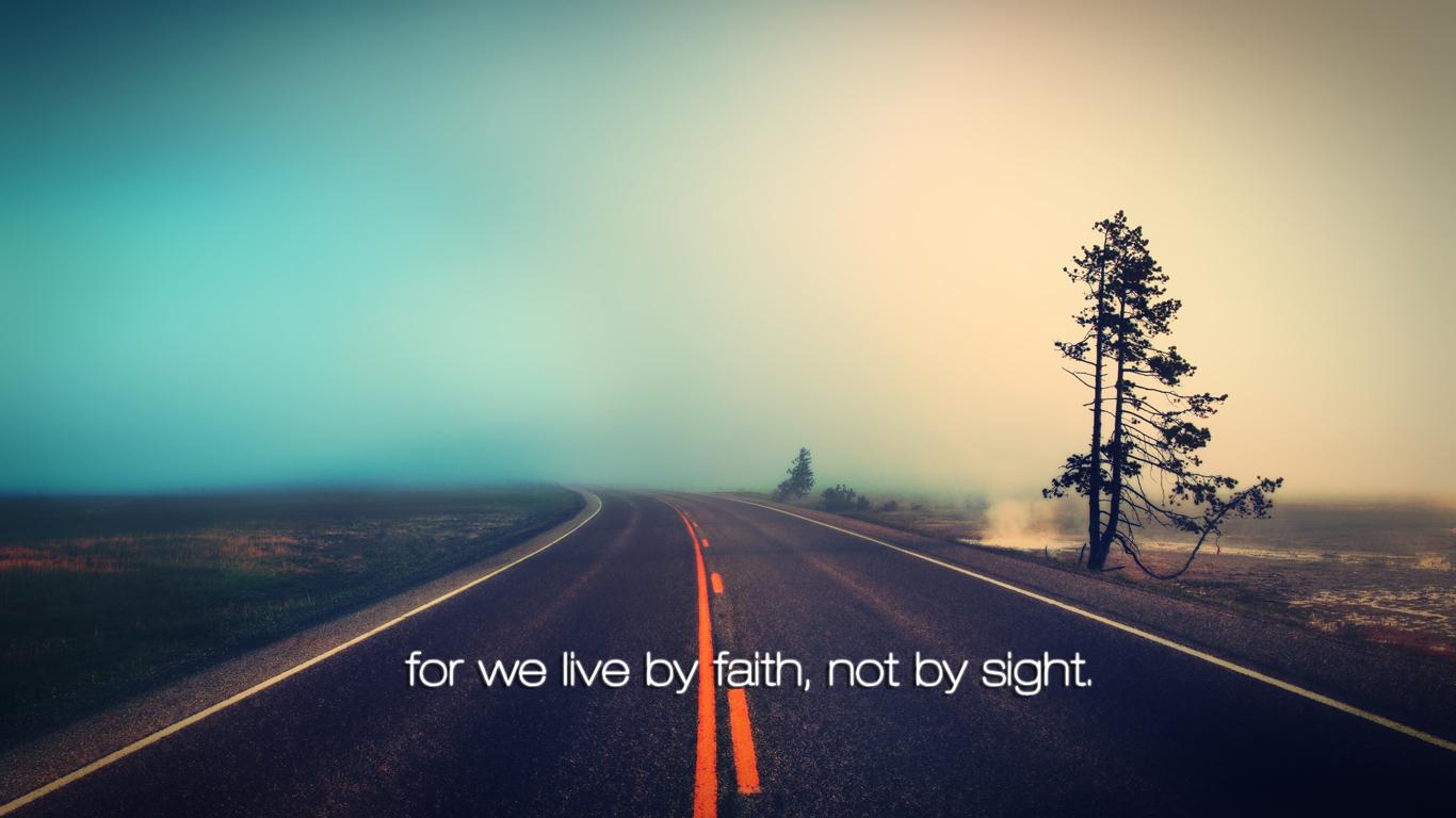 49] Have Faith Wallpaper on WallpaperSafari 1366x768