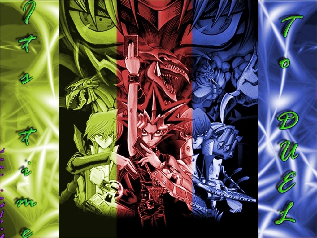 Yu Gi Oh Desktop Wallpapers 1024x768