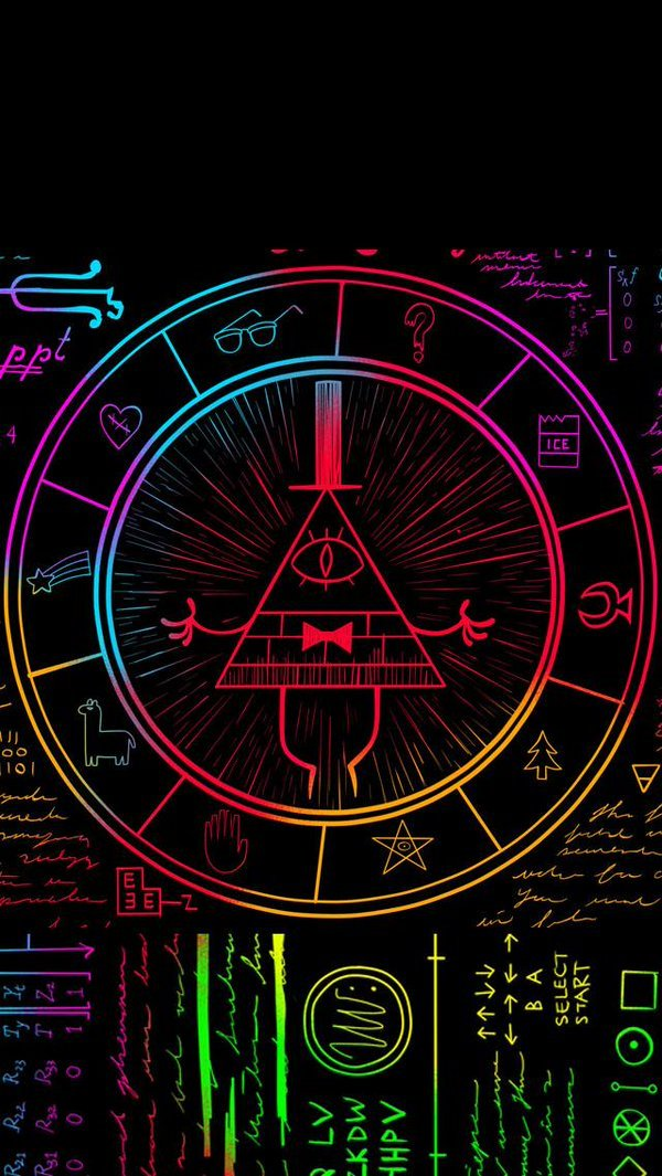 Gravity Falls Iphone Wallpaper Images Wallpapers Download 600x1065