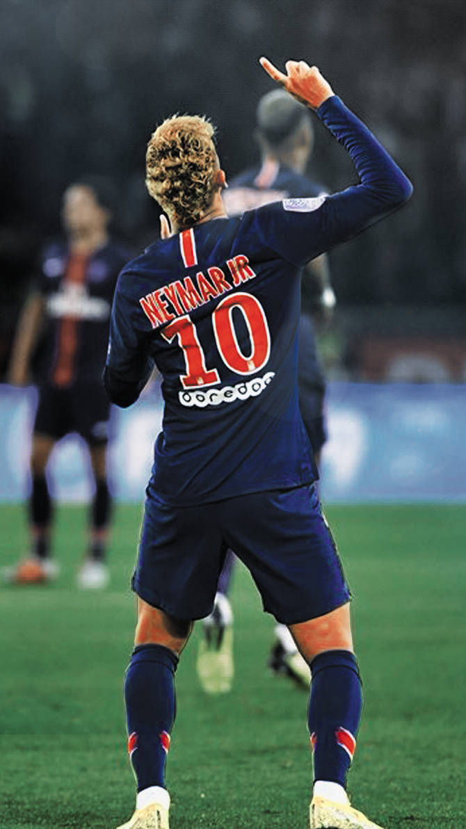 20+ Neymar JR 2019 Wallpapers on WallpaperSafari