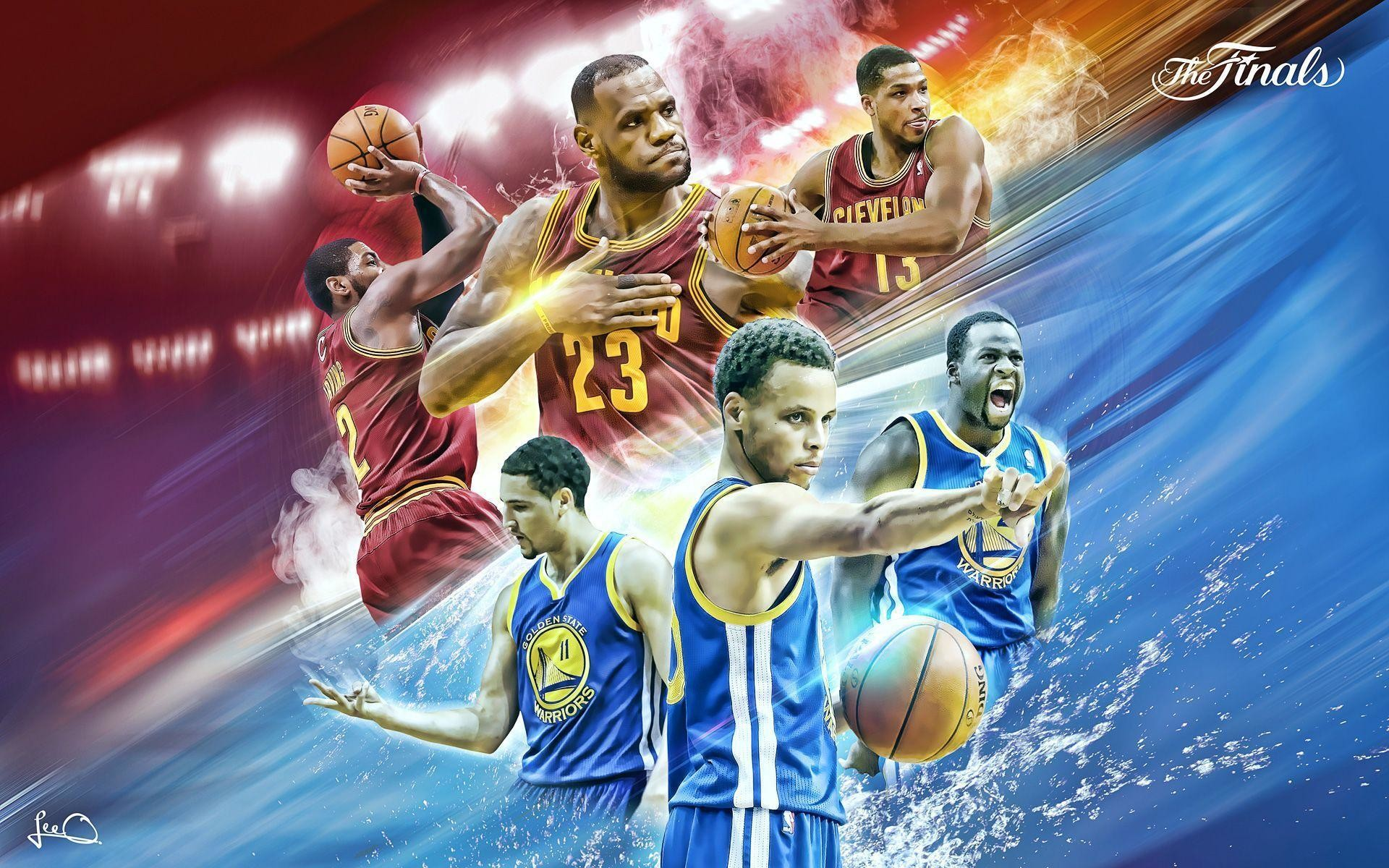 71 Nba Cartoon Wallpapers on WallpaperPlay 1920x1200