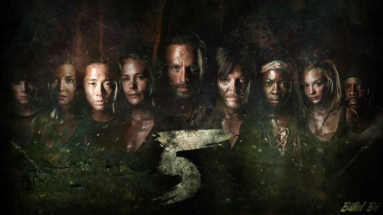 Free Download The Walking Dead Season 5 Fan Made Cover By Billelbe