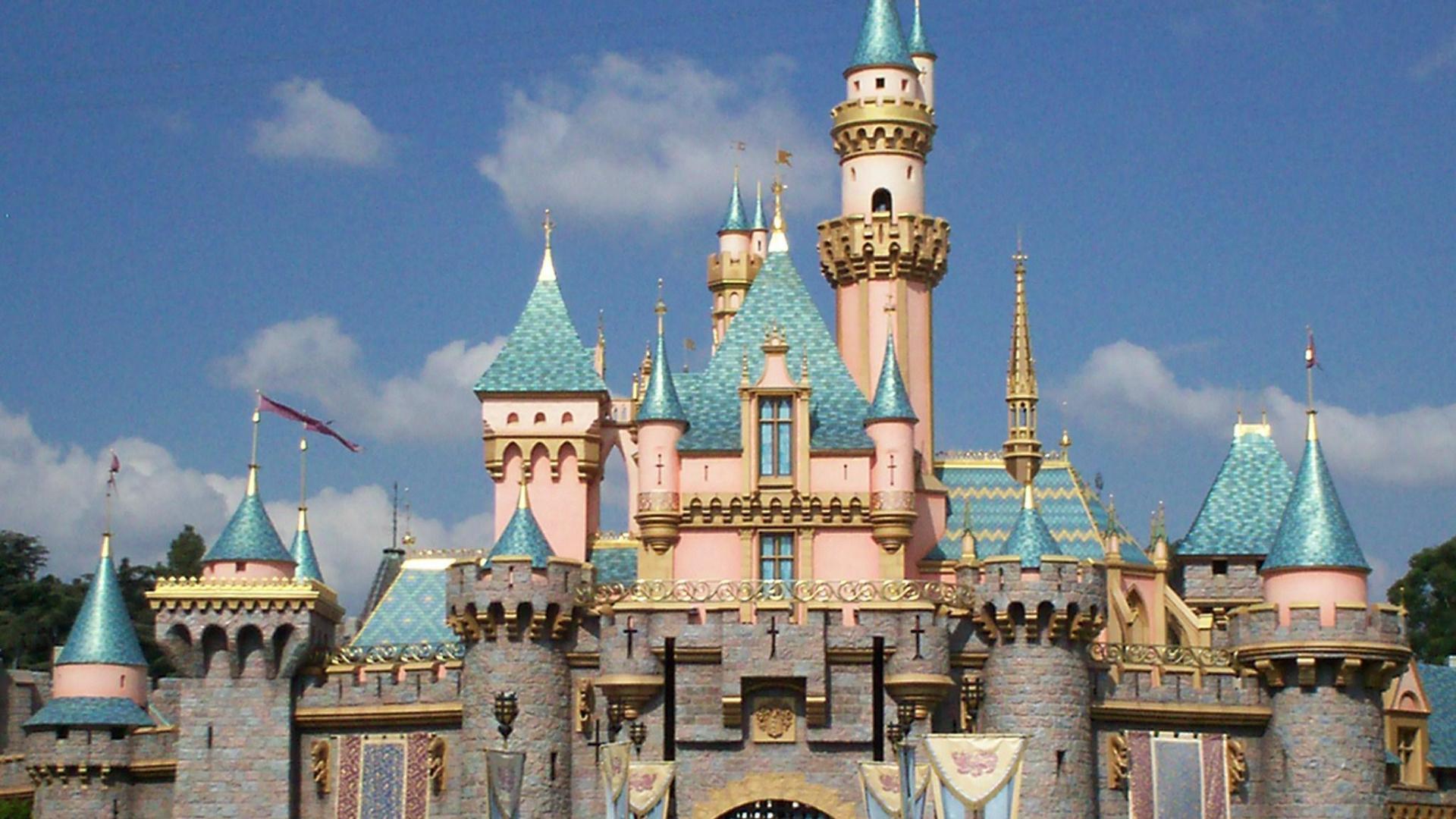 High Resolution Disney Wallpaper: Disneyland Wallpaper Desktop 1600x900