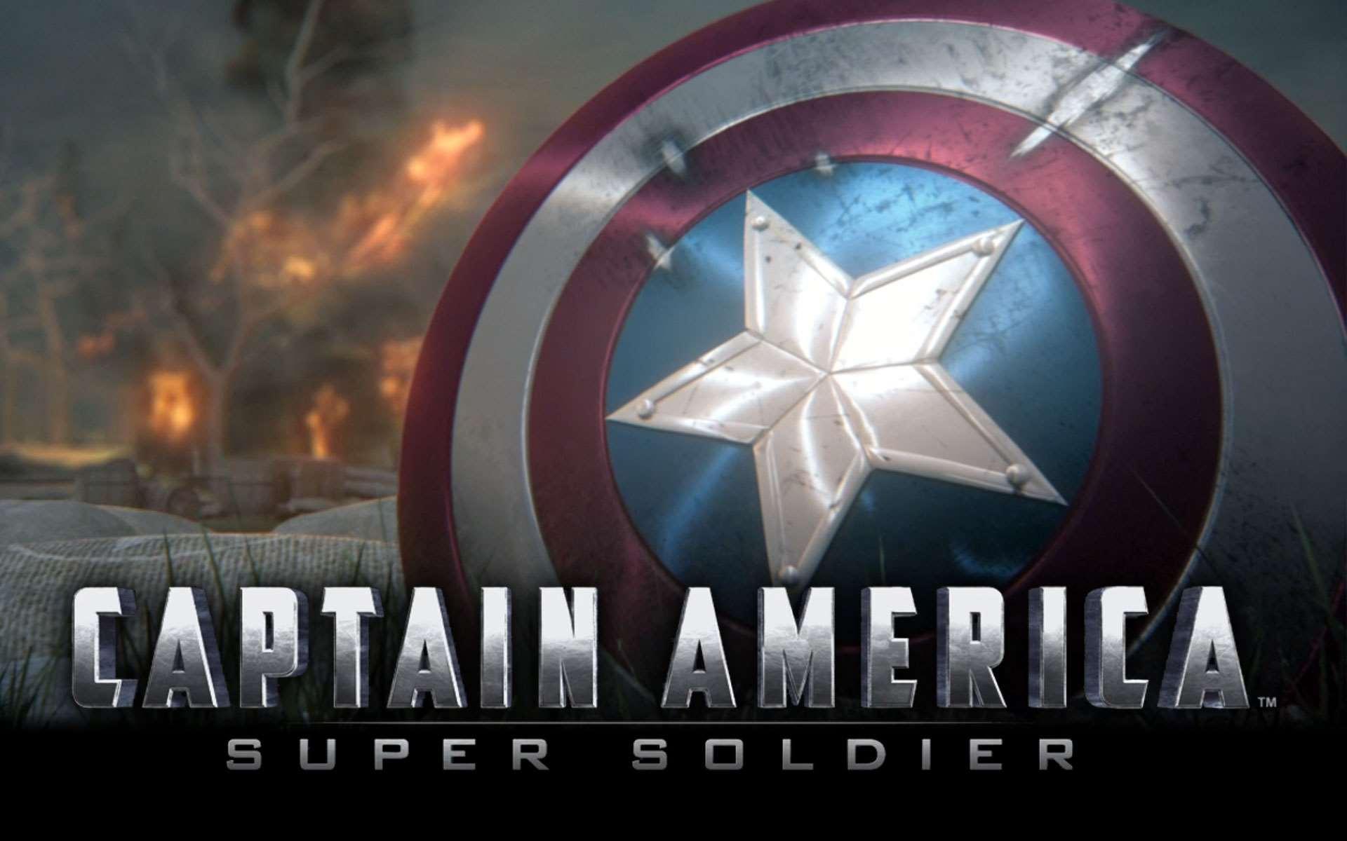 Captain America Super Soldier Wallpaper 1   Action Wallpaper   Action 1920x1200