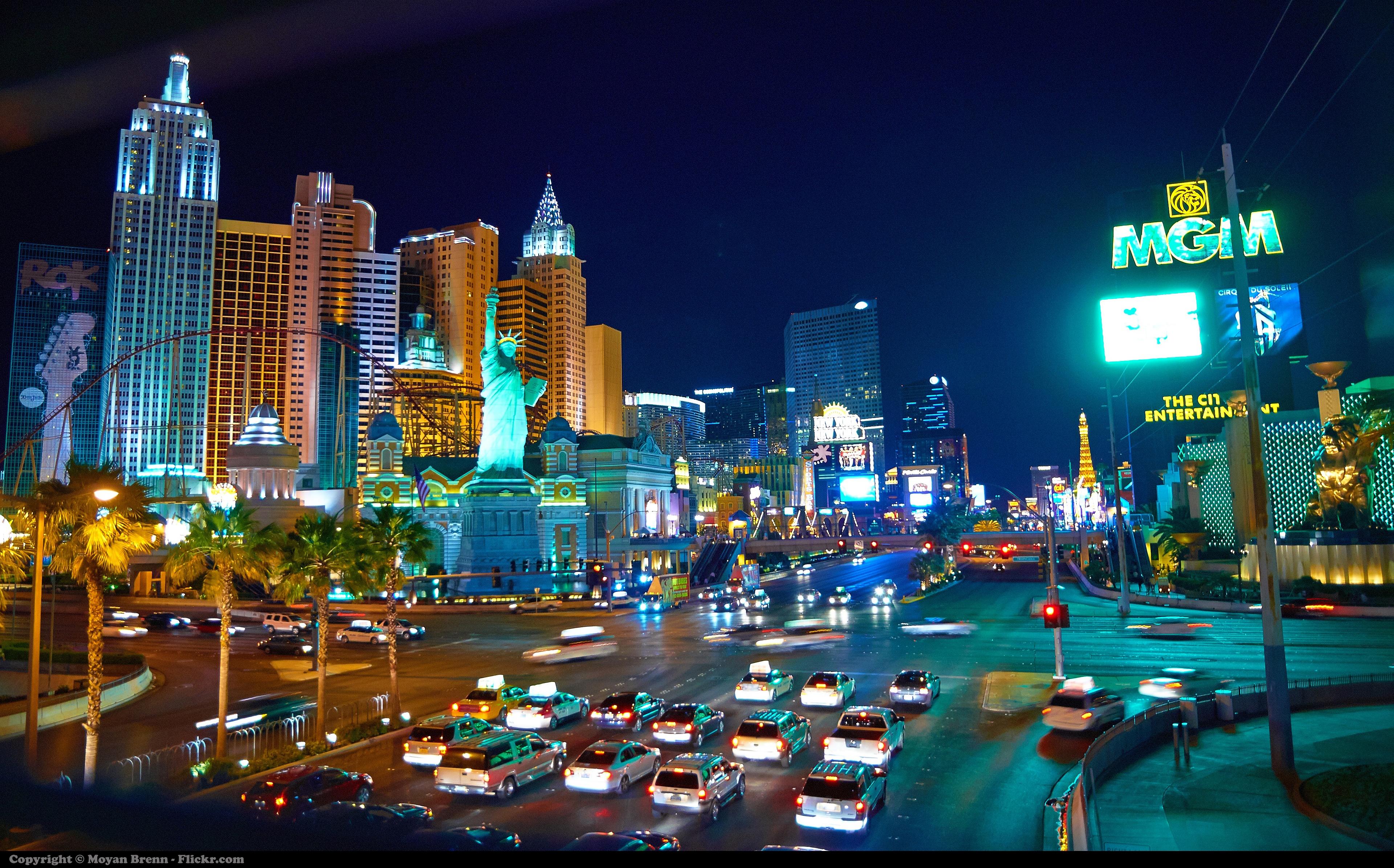 download 40 Las Vegas Wallpapers Download Wallpaper In HD 3840x2392