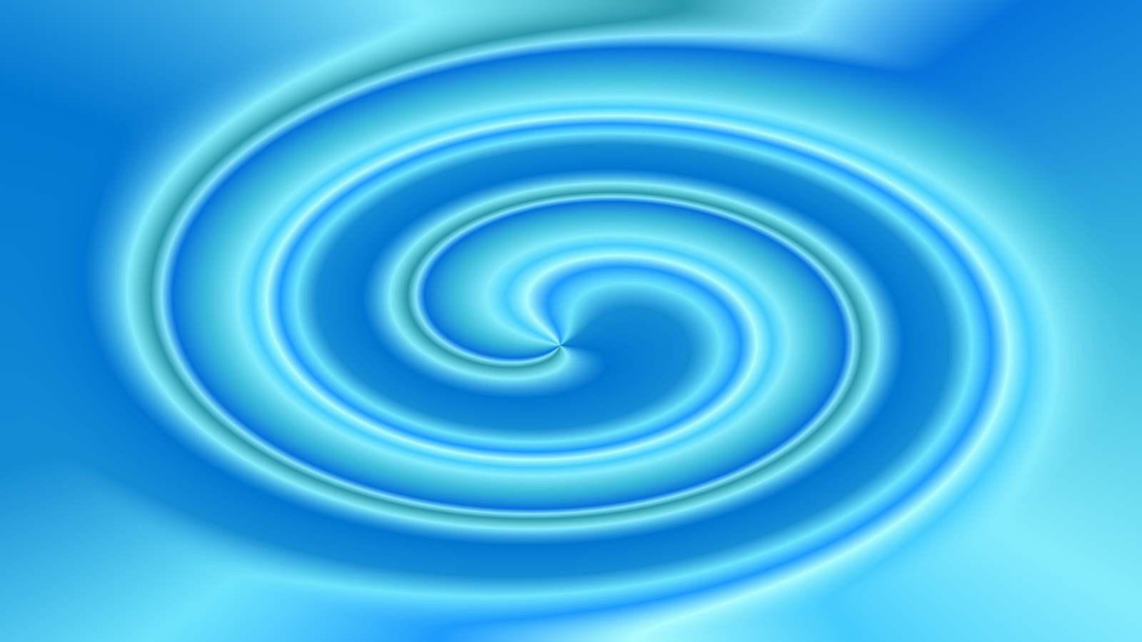 Blue Swirl Ipad Wallpaper Background And Theme