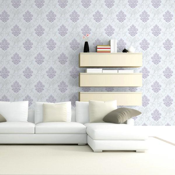 Waterproof wallpaper for shower wallpapersafari for Vinyl wallpaper for bathroom
