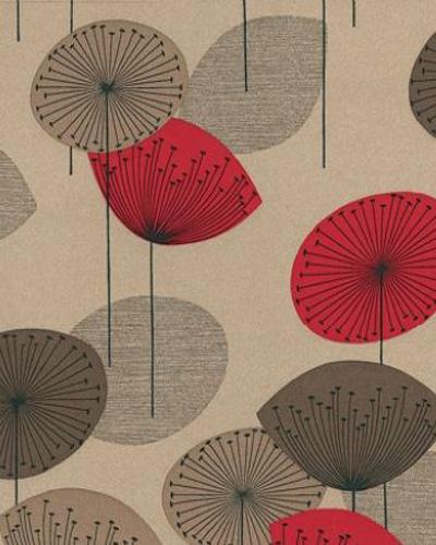 Dandelion Clocks wallpaper by Sanderson   DOPWDA101 400x500