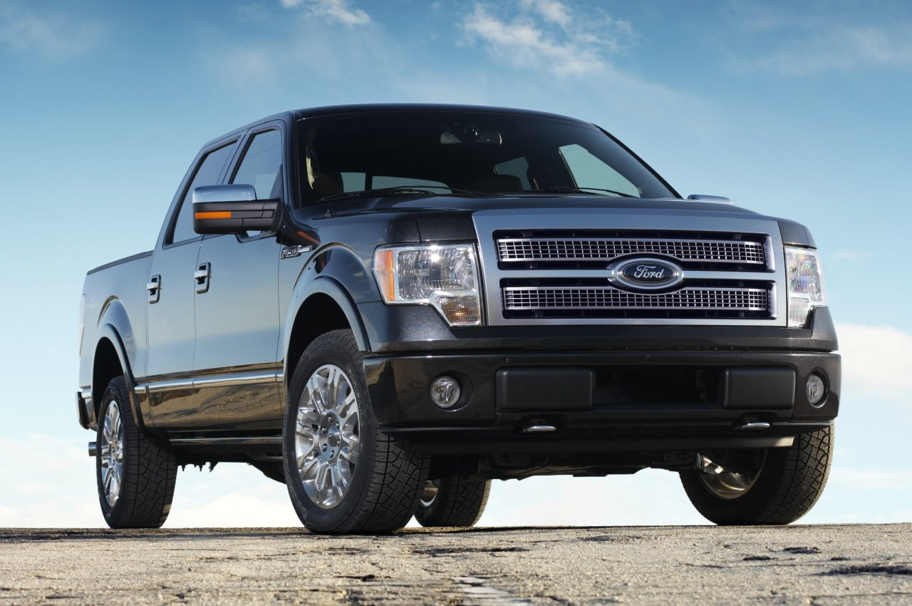 Wallpapers Cars Ford Truck Wallpaper 1280x850