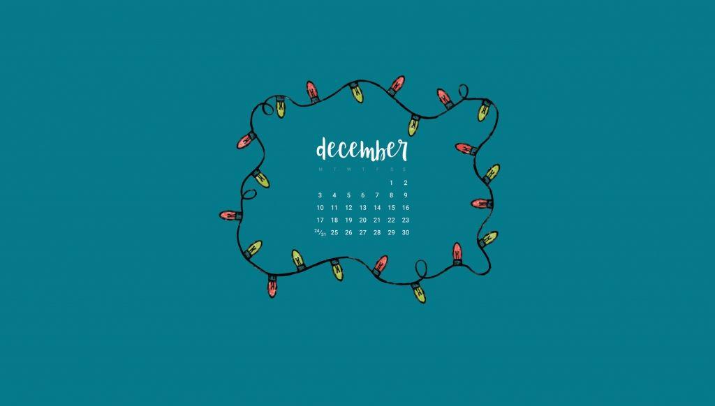 December 2018 Calendar Wallpaper December 2018 Calendar Wallpaper 1024x582