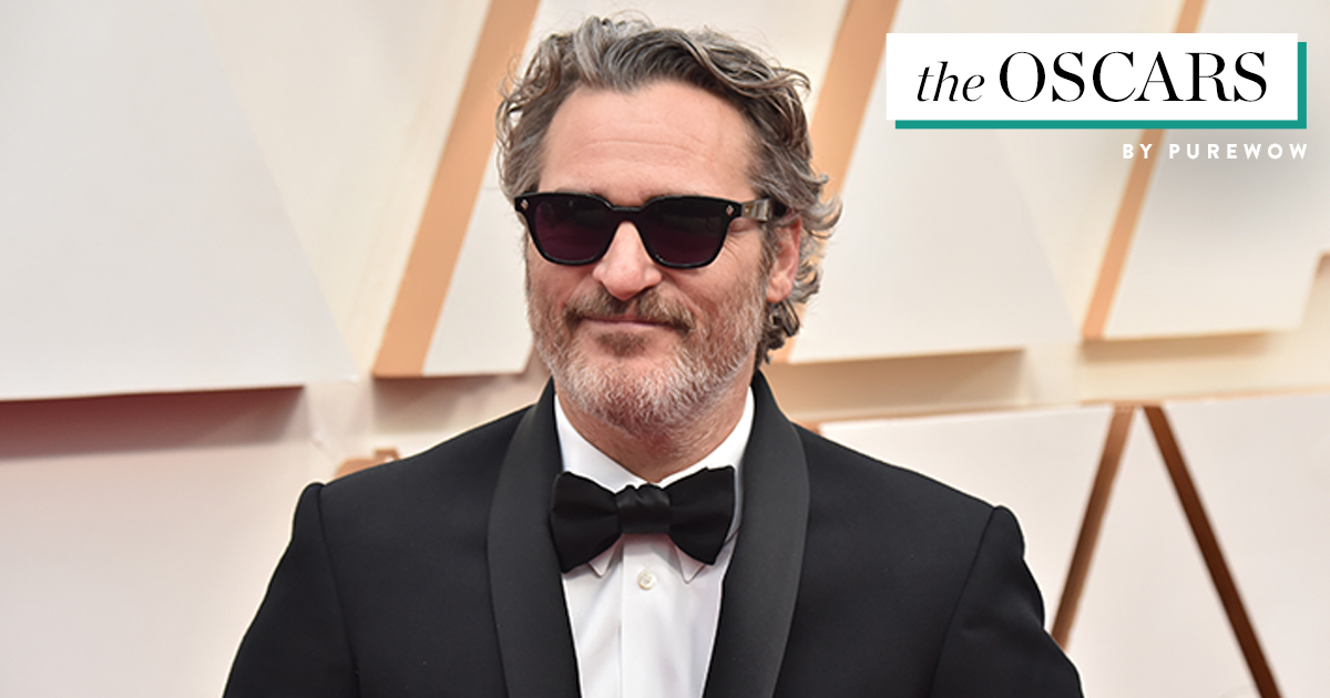 Joaquin Phoenix Wins Oscar Award for Best Actor   PureWow 1200x630