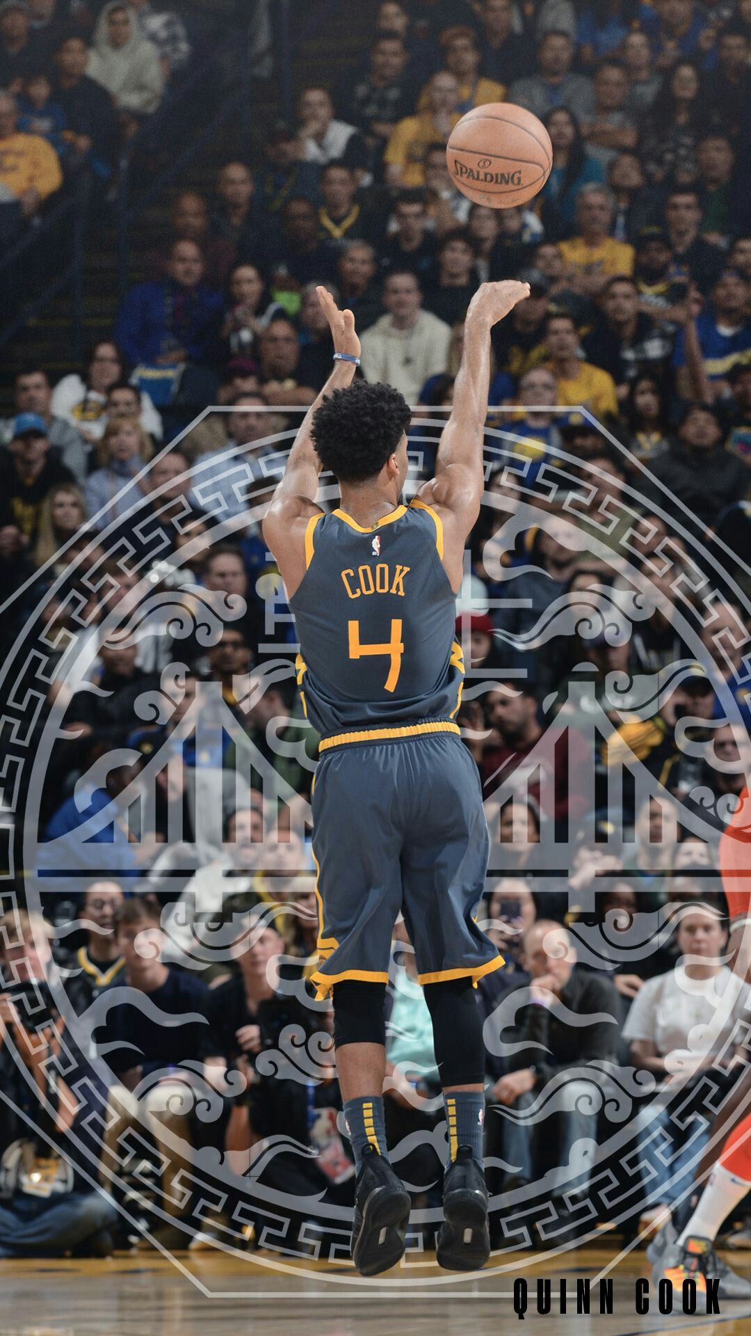 Quin Cook wallpaper is that how you spell his first name NBA 1080x1920