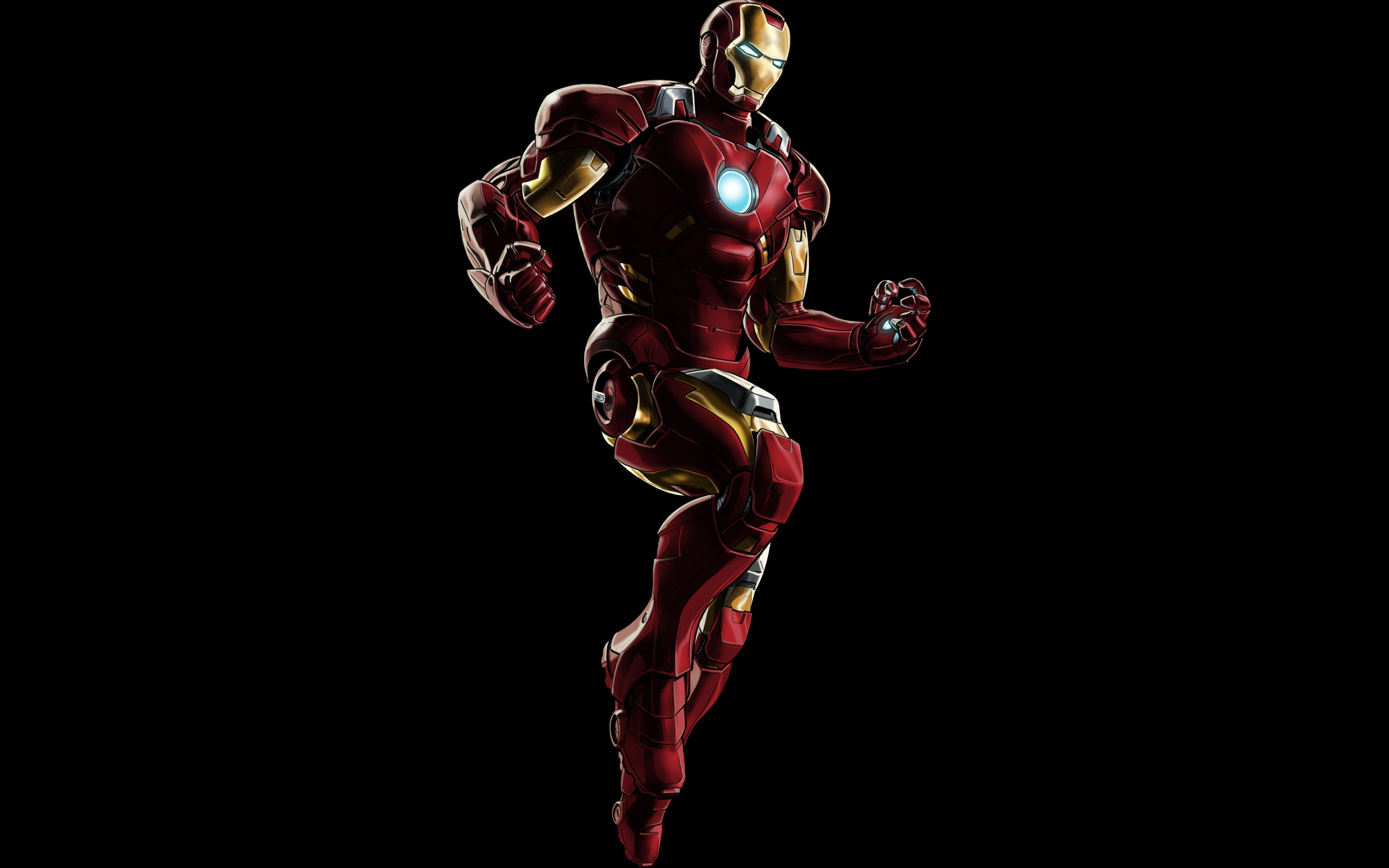 Iron Man 4K Wallpaper 2880x1800