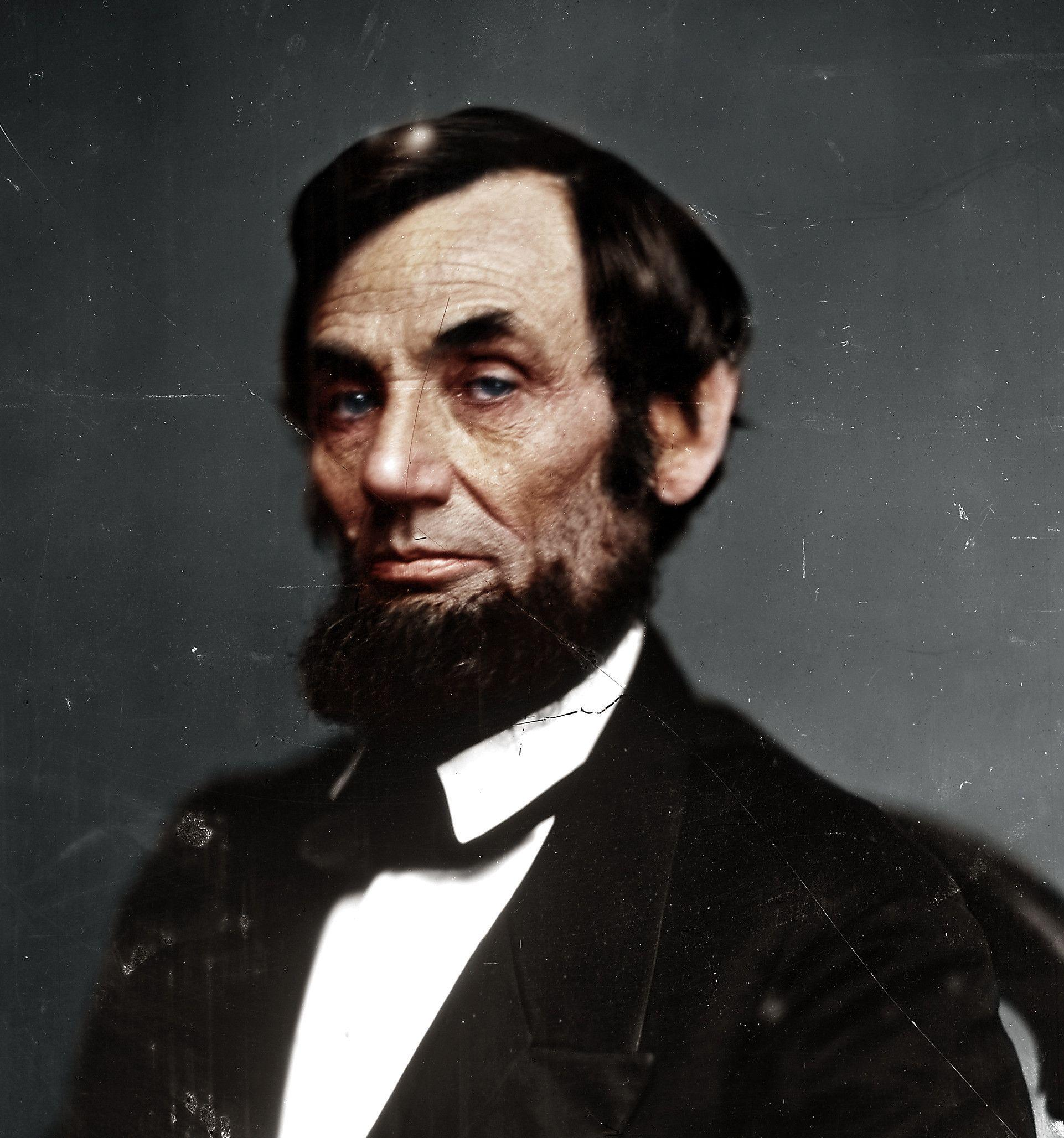 Abraham Lincoln Wallpapers 1922x2056