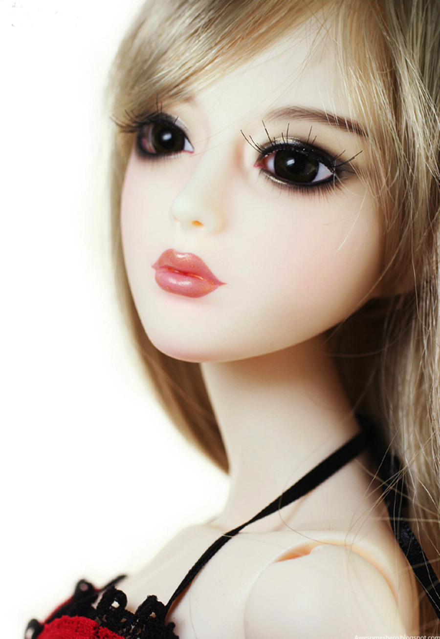 Beautiful Dolls Download Wallpapers Awesome wallpapers 900x1309