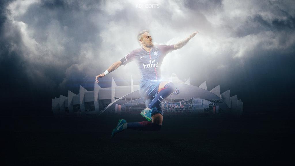 Neymar Jr PSG Wallpaper by adi 149 1024x576