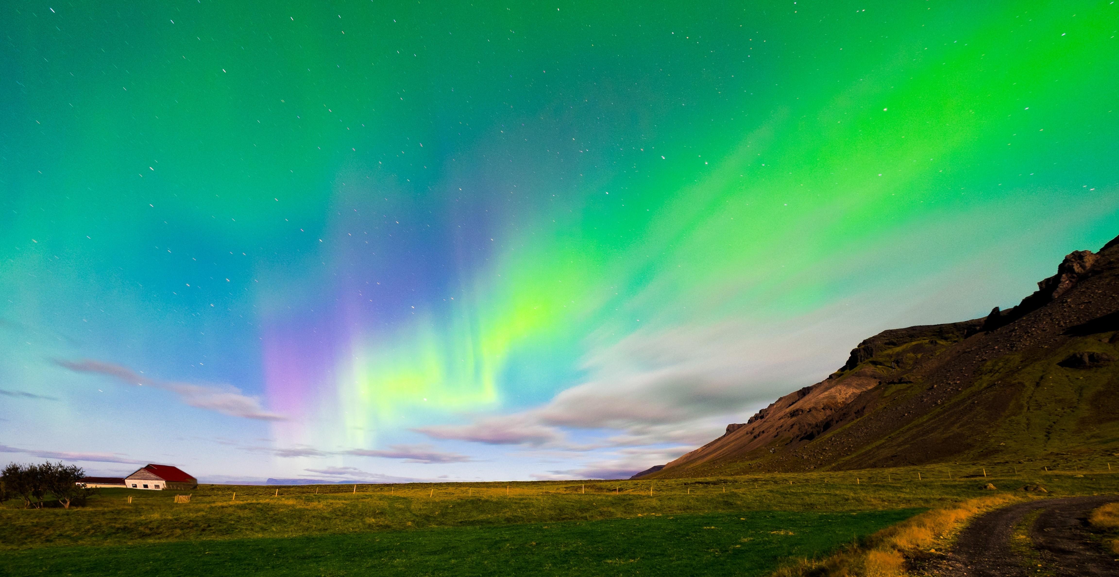 aurora - HD2560×1600