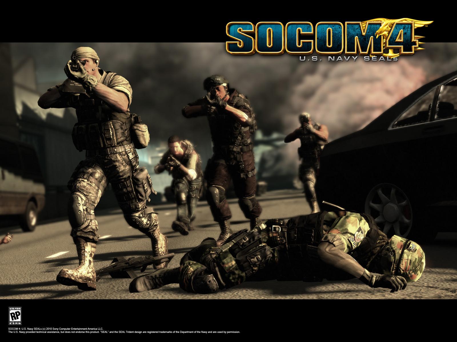 Socom 4 US Navy SEALs Wallpapers   3 1600x1200