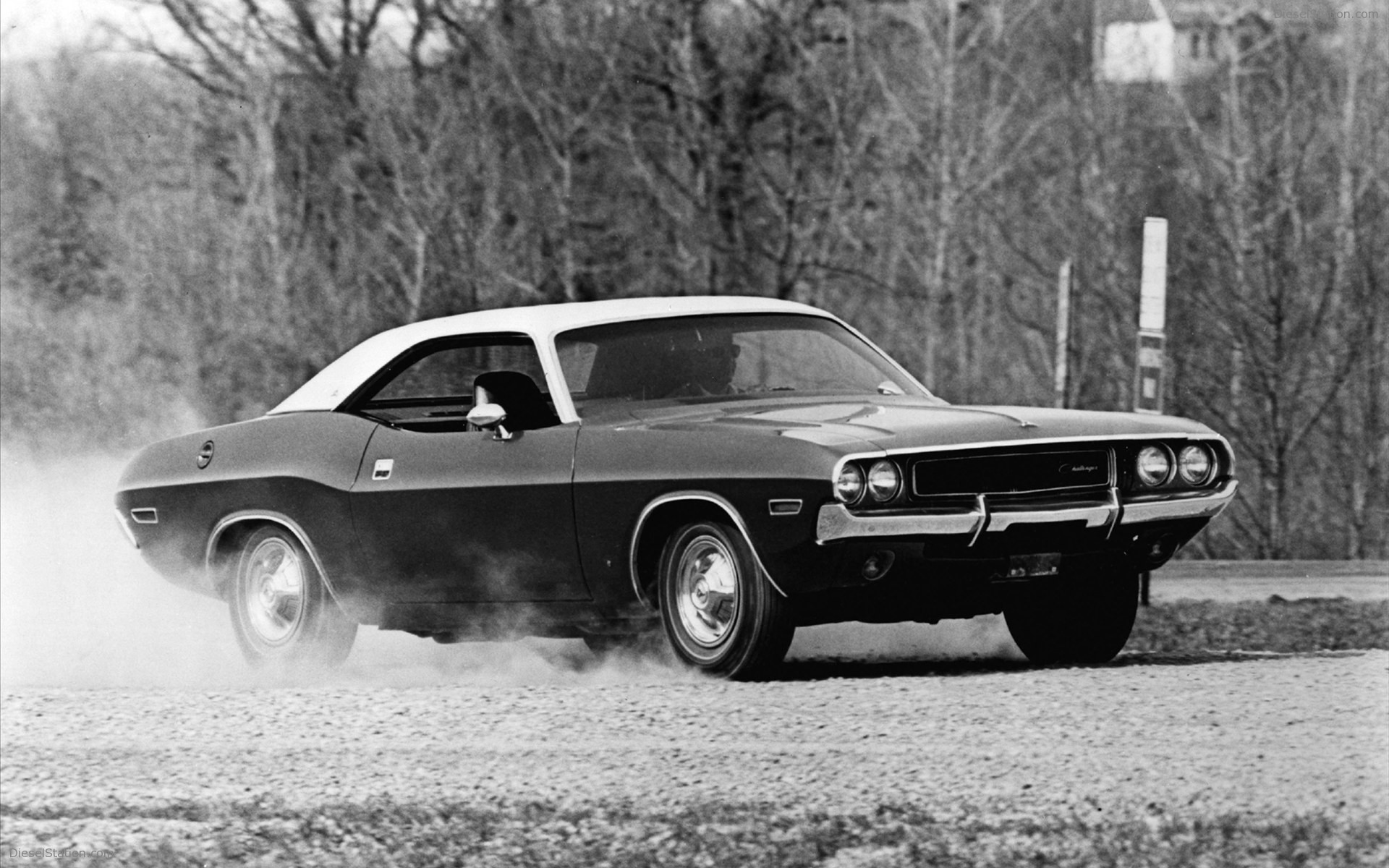 Home Dodge Dodge Challenger Forty Years of a Dodge Muscle car 1920x1200