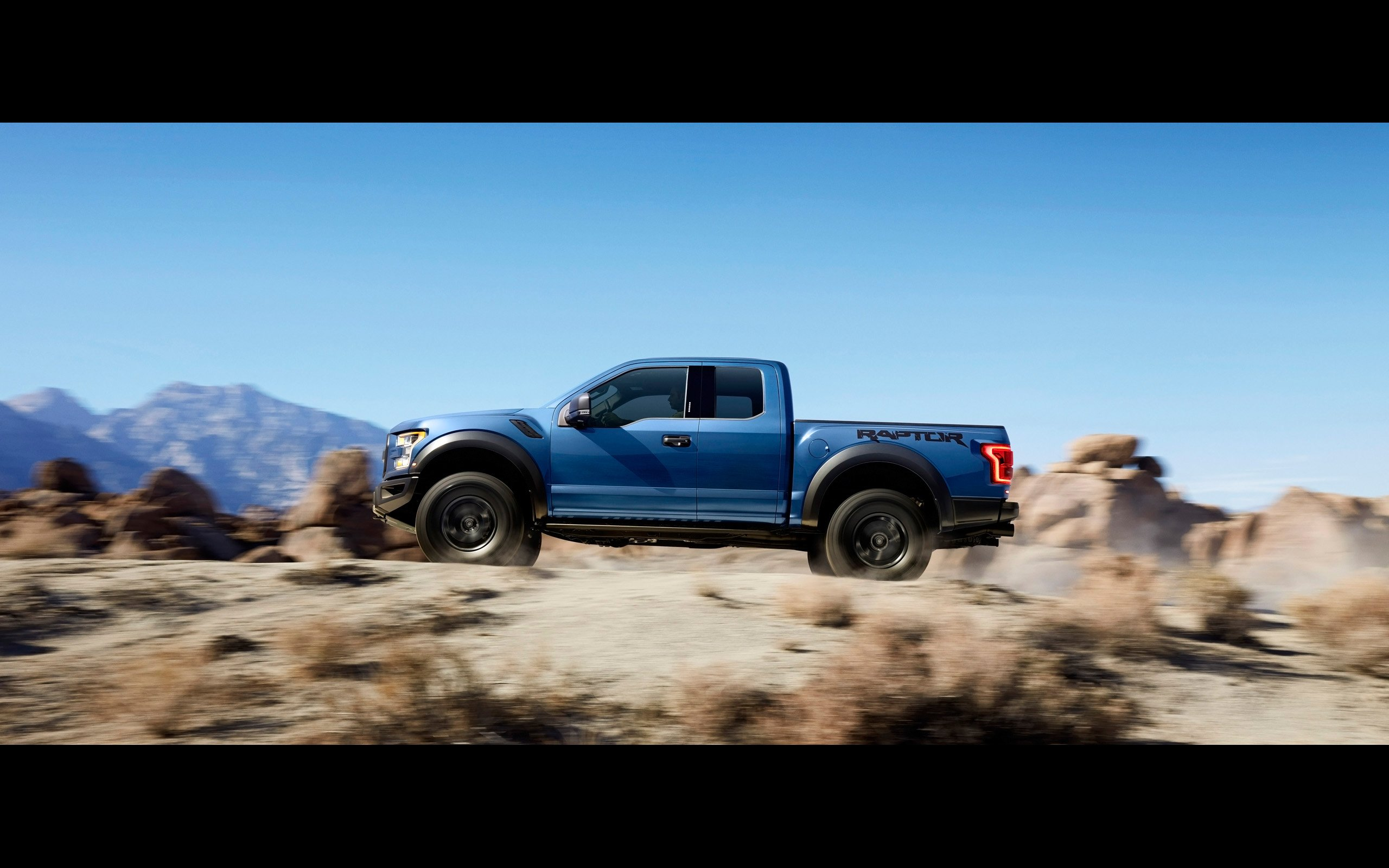 2017 Ford F 150 Raptor muscle pickup f150 awd wallpaper background 2560x1600