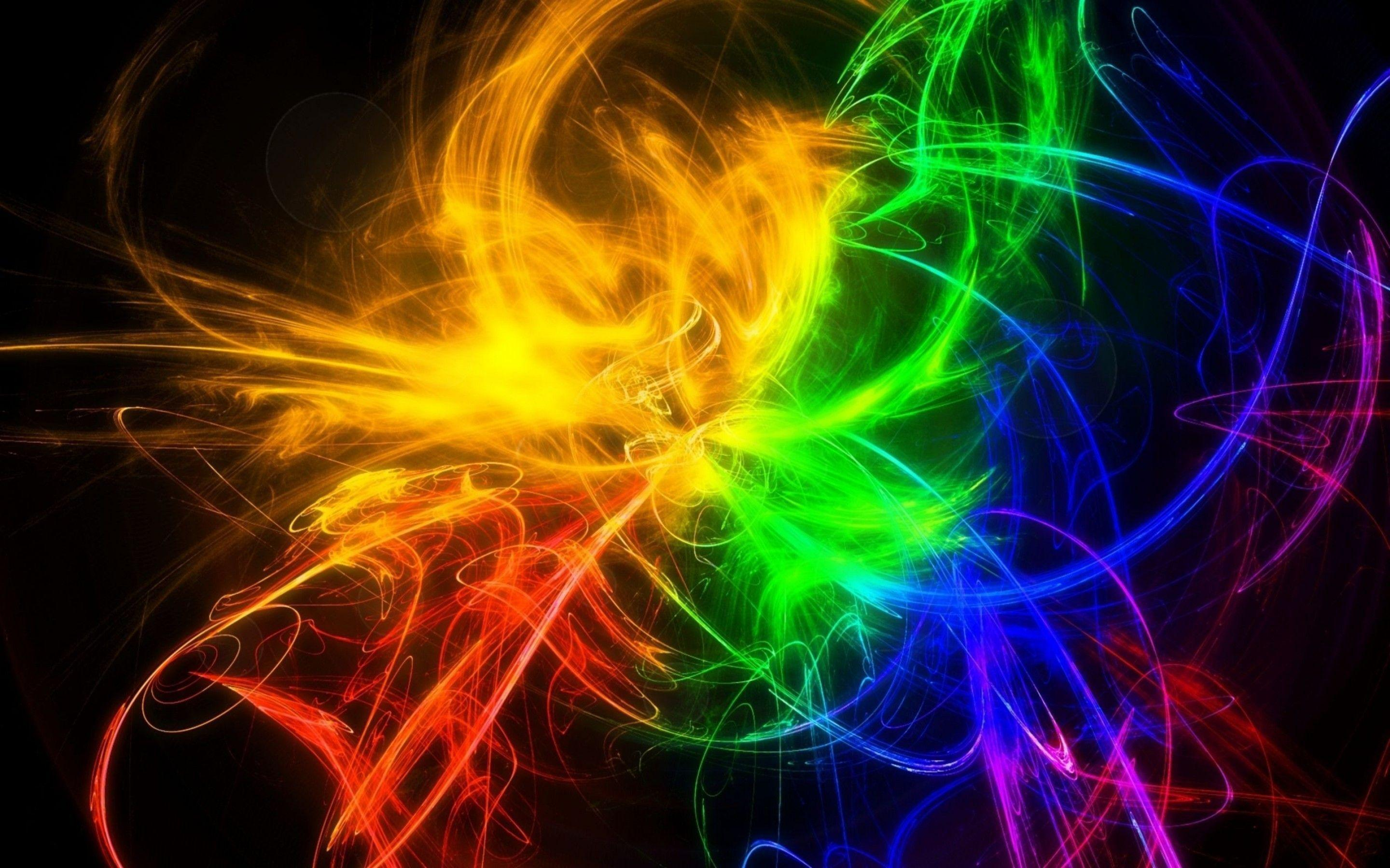 Colored Smoke Backgrounds 2880x1800