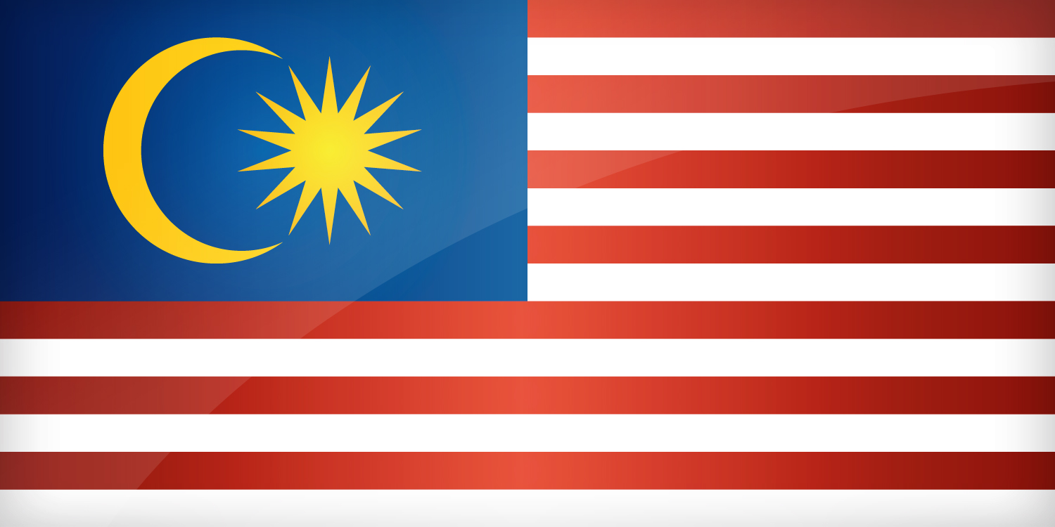Flag of Malaysia Find the best design for Malaysian Flag 1500x750