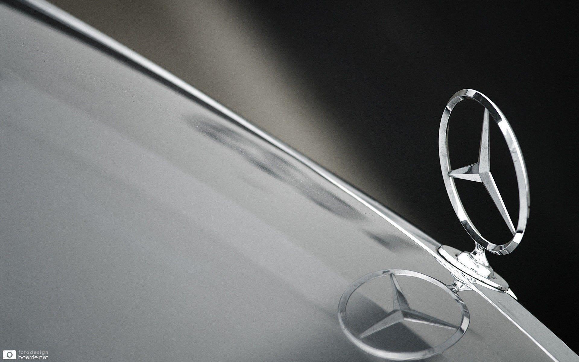 Mercedes Logo Wallpapers 1920x1200